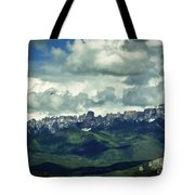 Uncompahgre Colorado Alpine Tote Bag