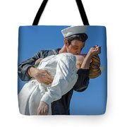 Unconditional Surrender 2 Tote Bag
