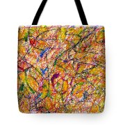 Unconstrained Tote Bag