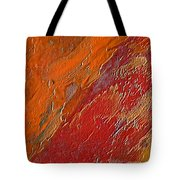 Uncontrollable Passion Tote Bag