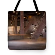 Under A Bridge Tote Bag