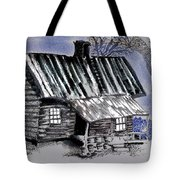 Under A Tin Roof Tote Bag