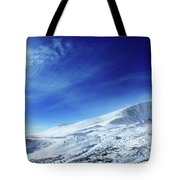 Under An Iridescent Sky Tote Bag