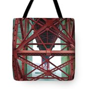 Under Belly Of The Beast Tote Bag