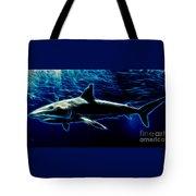 Under Blue Sea Tote Bag
