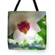 Under Flower Tote Bag