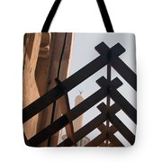 Under House Arrest Tote Bag