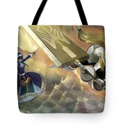 Under Night In-birth Tote Bag