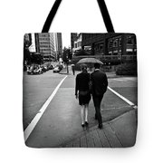 Under One Roof- By Linda Woods Tote Bag