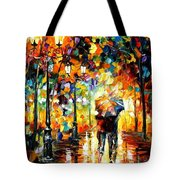 Under One Umbrella Tote Bag