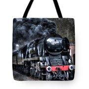 Under Steam Tote Bag