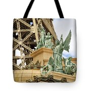 Under The Arc Tote Bag