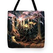 Under The Bayou Tote Bag