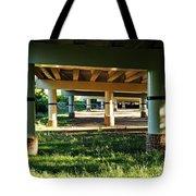 Under The Bridge Tote Bag