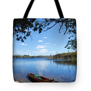 Under The Cedars Tote Bag