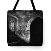 Under The Dark Arches Tote Bag