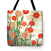 Under The Desert Sky Tote Bag by Jennifer Lommers