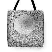 Under The Dome At The Jefferson Memorial Tote Bag