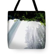 Under The Falls Tote Bag