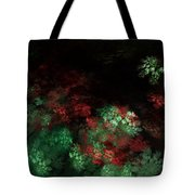 Under The Forest Canopy Tote Bag