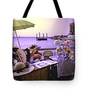 Under The Hat  Tote Bag