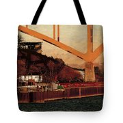Under The Hoan Tote Bag