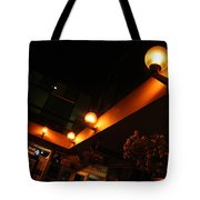 Under The Lights Of Old Colorado City Tote Bag