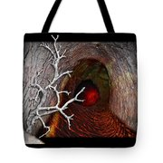 Under The Mountain Tote Bag