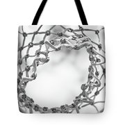 Under The Net Tote Bag