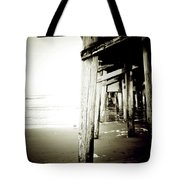 Under The Pier Extreme Tote Bag