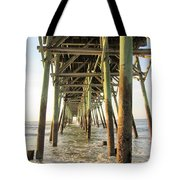 Under The Pier Tote Bag