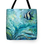 Under The Sea 9 Tote Bag