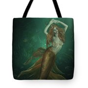 Under The Sea Tote Bag