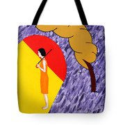 Under The Shelter Of Your Love Tote Bag