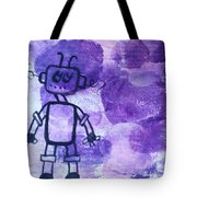 Under The Thumb Tote Bag