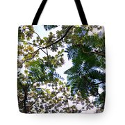 Under The Trees 2 Tote Bag