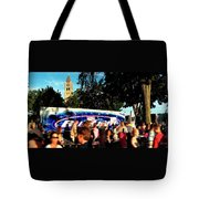 Under The Watch Tower Tote Bag