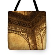 Under Tower Tote Bag