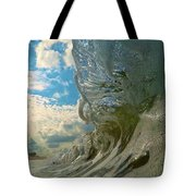 Under Venice Skies Tote Bag