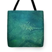 Under Water View Tote Bag