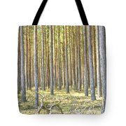 Underbrush. Tote Bag