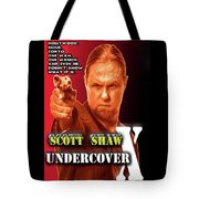 Undercover X Tote Bag by The Scott Shaw Poster Gallery
