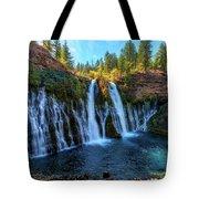 Undercut Beauty Tote Bag