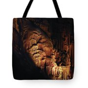 Underground Cathedral Tote Bag