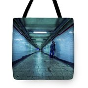 Underground Inhabitants Tote Bag