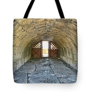 Underground Passage Tote Bag