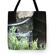 Underneath Fallingwater  Tote Bag
