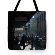 Underpassage Tote Bag by Joanna Madloch
