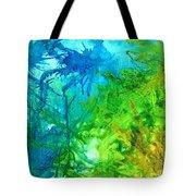 Undersea Corals Tote Bag