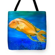 Undersea Journey Tote Bag